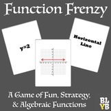 Function Frenzy: A Game of Fun, Strategy, and Algebraic Functions
