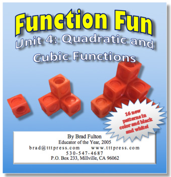 Function Fun, Part 4: Quadratic and Cubic Functions