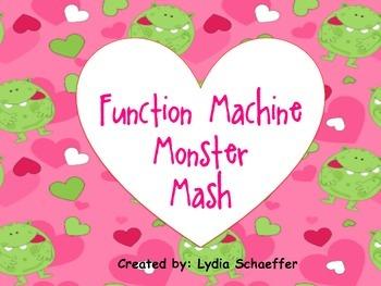 Function Machine Monster Mash