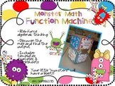 Function Machine: Monster Math