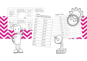 Function Machine Task Cards