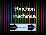 Function Machines
