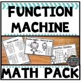 Function Machines - What is the rule?