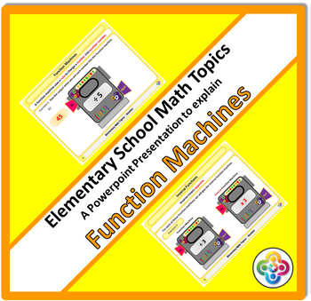 Function Machines for Elementary School Math