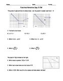 Function Notation 2