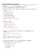 Function Notation & Composition