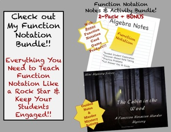 Function Notation Game