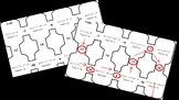 Function Notation Maze Worksheet