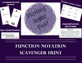 Function Operations Scavenger Hunt