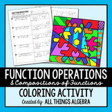 Function Operations and Compositions Coloring Activity