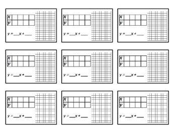 Function Recording Sheet