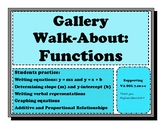 Function Review Remediation Gallery Walk About Virginia VA SOL 7.10 a-e