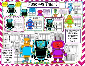 Function Robots
