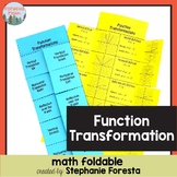 Function Transformation Foldable