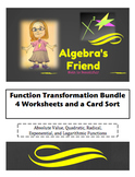 Function Transformations Bundle