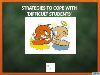 Functional Behavioural Approach applied to classroom management.
