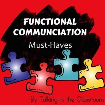 FUNCTIONAL COMMUNICATION SET