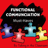 FUNCTIONAL COMMUNICATION SET