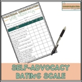 Functional Communication Rating Scale - Self-Advocacy