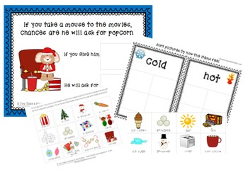 Functional Communication Song & Story Boards - December