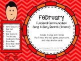 Functional Communication Song & Story Boards - February