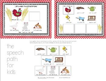 Functional Communication Song & Story Boards - Mega Bundle