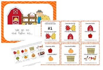 Functional Communication Song & Story Boards - October