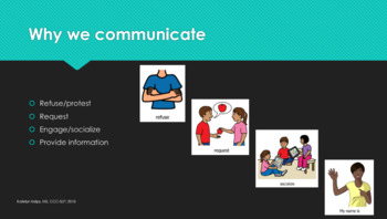 Functional Communication Staff InService