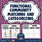 Functional Community Sorting & Matching by Stores Bundle