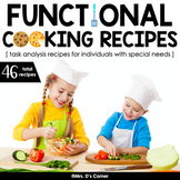 Functional Cooking Recipes for Cooking in the Classroom |