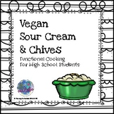 Functional Cooking Vegan Sour Cream & Chives