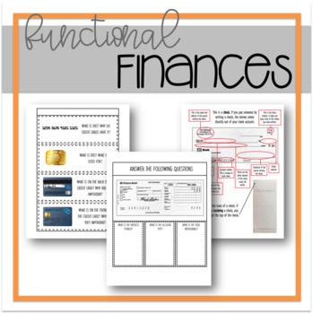 Functional Finances