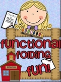 Foldables ~ Functional Folding Fun! Flip-Flap Books And Elementary Lapbooks!