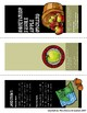 Functional Format Text Apple Orchard Brochure and Activities