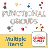 Functional Groups: Identifying Major Functional Groups in