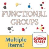 Functional Groups: Identifying Major Functional Groups in