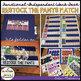 Functional Independent Work Tasks: Color Matching File Folders & Task Cards
