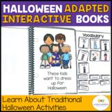 Halloween Activities Special Education   Functional Intera
