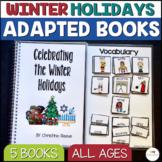 Interactive Books About Christmas, Hanukkah and Kwanzaa fo