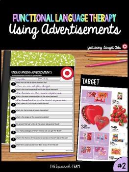 Functional Language Activity Using Advertisements #2