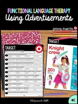Functional Language Activity using Advertisements #1
