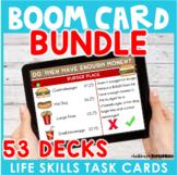 Functional Life Skills BOOM Cards™ {52 decks}