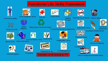 Functional Life Skills Framework
