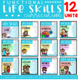 Functional Life Skills Curriculum BUNDLE  {for students wi