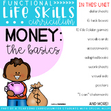 Functional Life Skills Curriculum {Money: The Basics}