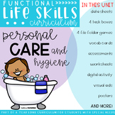 Functional Life Skills Curriculum {Personal Care & Hygiene