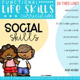 Functional Life Skills Curriculum {Social Skills}