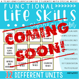 Functional Life Skills Curriculum {for students with speci