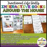 Functional Life Skills Interactive Books for Special Ed: A