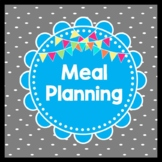 Functional Life Skills - Cooking: Using the Internet and Meal Planning